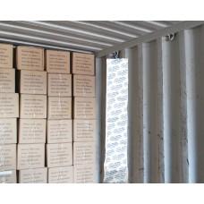 Absorbentes De Humedad de 1KG - Para containers, camiones, bodegas ( dry bags)