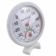 Termometro y medidor de humedad ecologico